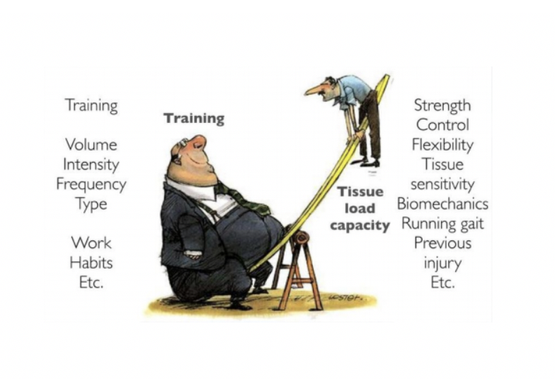 Managing your training load